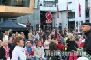 Sandvika celebrated Eurovision in Bærum with a big party.